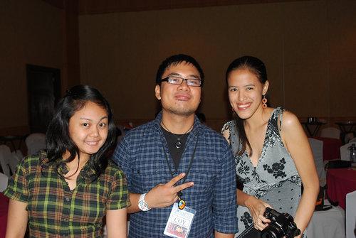 Ada, Coy and Me