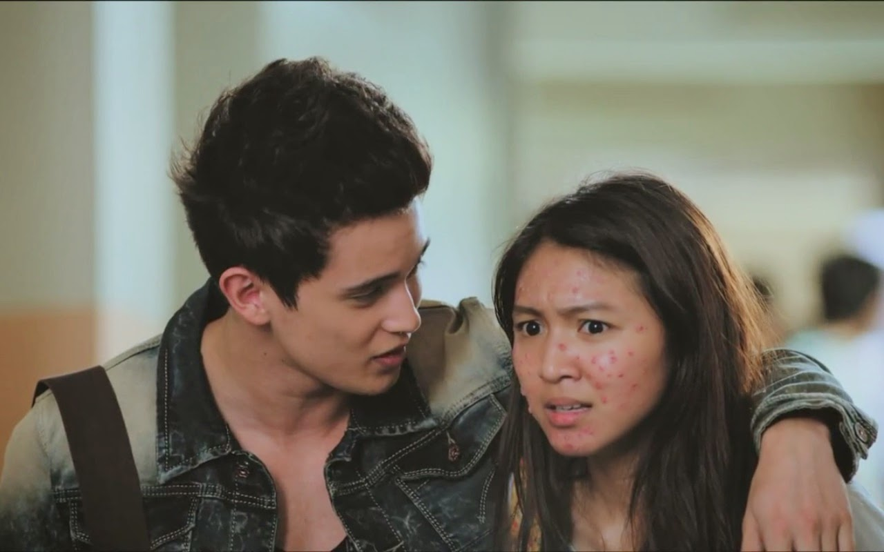 James Reid and Nadine Lustre as Cross and Eya
