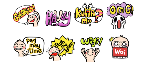 WeChat-Sticker-Pinoy