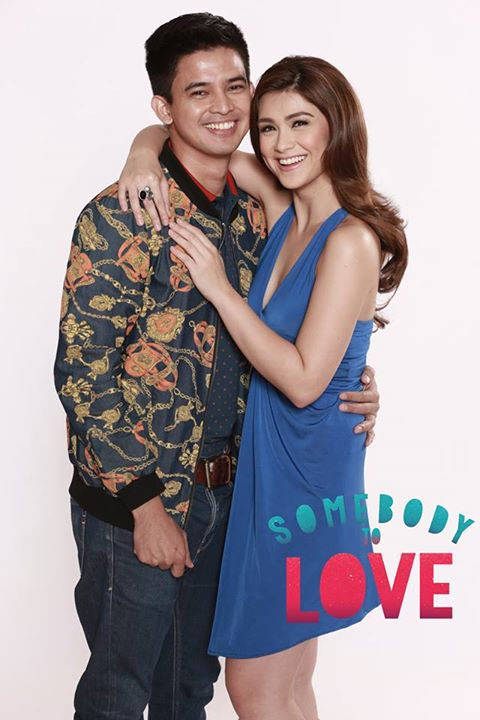 Jason Abalos and Carla Abellana exudes good chemistry as bestfriends secretly in love with each other