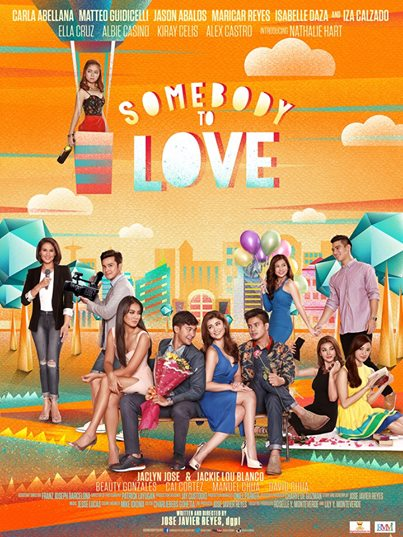 Somebody to Love Movie Poster