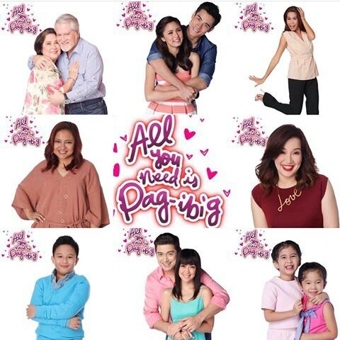 Powerful Cast of 'All You Need Is Pag-Ibig'