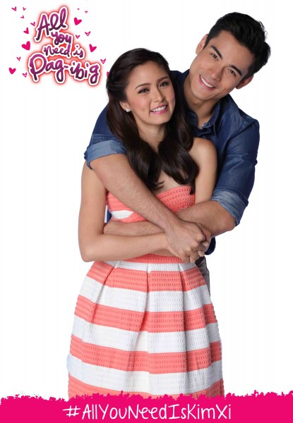 Kim Chiu and Xian Lim (KimXi) in 'All You Need is Pag-Ibig'