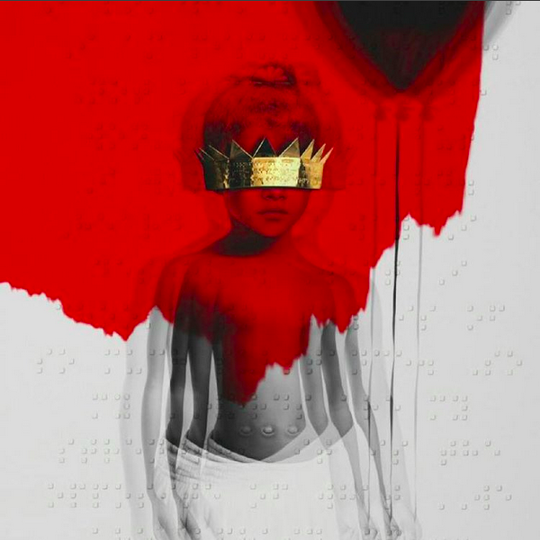 Rihanna's much-awaited comeback album 'ANTI'