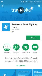 Download the Traveloka App via Google Play or iTunes!